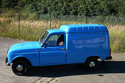 1980 Renault Other  Renault R4 / F6 Fouronette - 1983 - restored