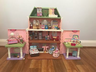 Fisher Price Loving Family Deluxe Doll House Used Pick Up From Russell Lea