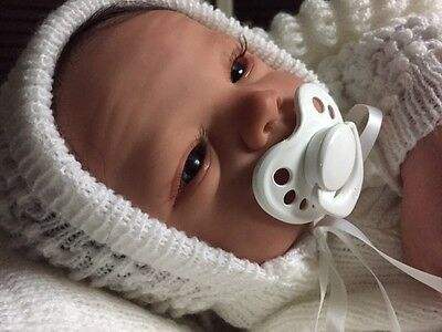 Reborn Baby Boy Celine by Evelina Wosnjuk***SPECIAL EDITION****