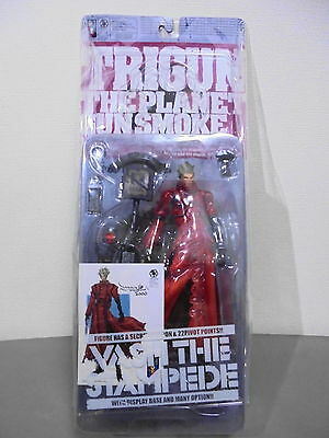 Kaiyodo Trigun Vash the Stampede Action Figure Wonder Festival Limited edition