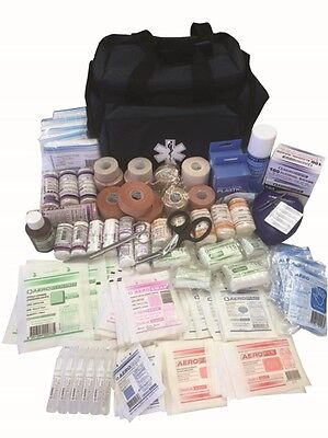 Team First Aid Kit Xtra Large - Fully Stocked Trauma Bag