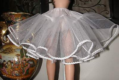 Handmade For Cissy Cissette  Revlon Sweet Sue / Doll Crinoline/ With Panty