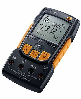 TESTO True-RMS Multimeter  testo 760-2 - Digital-Multimeter #0590 7602