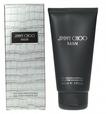 Jimmy Choo Man Shower Gel 150Ml - Men's For Him. New. Free Shipping