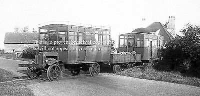 Photo Of Selsey Train / Tram West Sussex