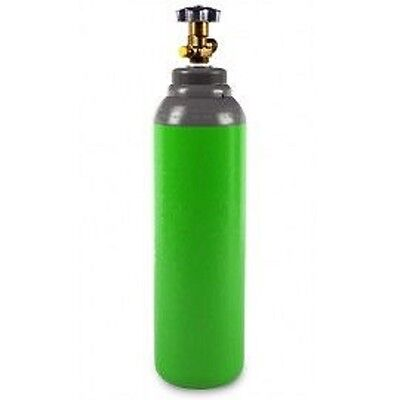 New full CO2 bottle / tank / cylinder 3,3 kg/ 5l. legalized for 10 years