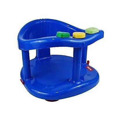 Baby Bath Tub Ring Seat New Keter Infant Anti Slip Chair Safety Color Dark Blue