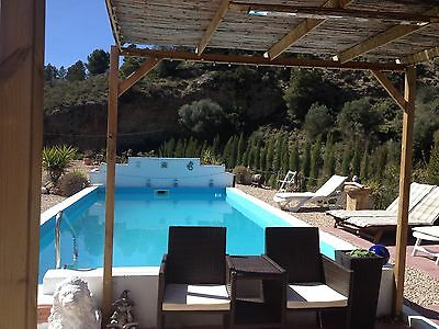 Beautiful Caravan Holiday In Sunny Hot Spain With Big Pool & Air Con ☀️��������