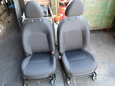 Nissan Micra K13 Front Seats
