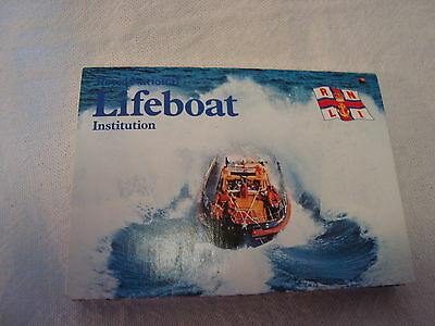 Mix Lifeboat Postcards - Various Scenes