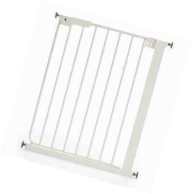 BabyDan Slim Fit Stair Gate White Child Safety Super Easy Installation