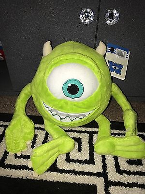 """New  Large Disney Monsters inc """"mike"""""""