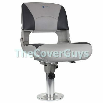 Boat Seat All Weather Heavy Duty Folding Boat Seats GC x 1