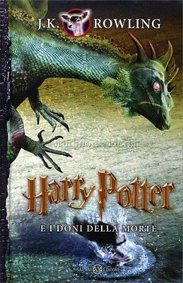 Libro Harry Potter E I Doni Della Morte - Vol 7 - J.k. Rowling