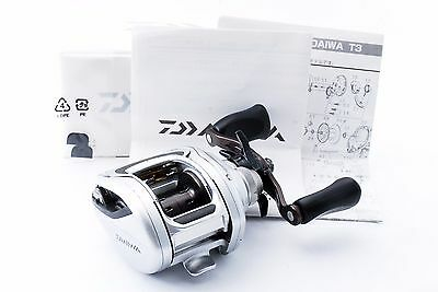 Daiwa T3 1016H TW Baitcasting Reel Boxed [Exc+++] from Japan #647