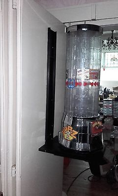 sweet tower vending machine with free wall bracket & 81 empty tubs to fill your