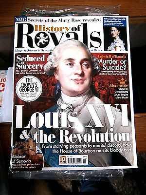 History Of  Royals Issue 8 (new) 2016