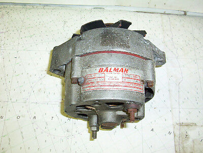 Boaters' Resale Shop of TX 1608 2225.21 BALMAR MODEL 912-100 ALTERNATOR-100 AMPS