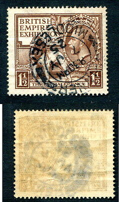 Used Great Britain #204 (Lot #6532)