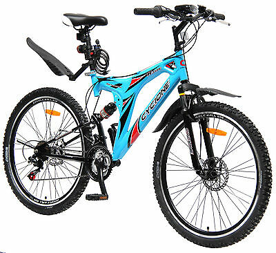"FAHRRAD MTB MOUNTAINBIKE 26""  R-TYPE, 21 SHIMANO, DISC BRAKE, NP 349,90 € tkr"