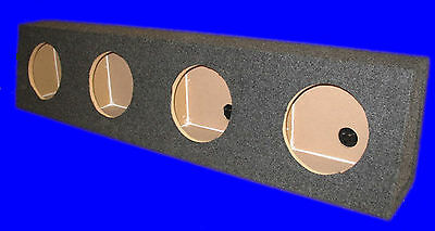 STAGE 2 SEALED SUBWOOFER MDF ENCLOSURE FOR SOUND SOLUTION AUDIO XCON18 SUB BOX