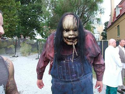 BabyFace Baby Face wicked doll mask 1:1 life size prop by Freddy Jason Myers