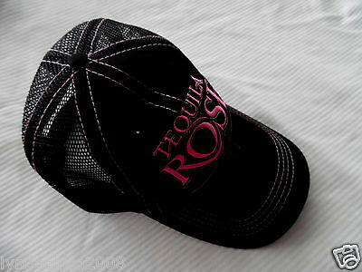 Tequila Rose Promotional Snapback Ball Cap Hat