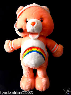 Care Bears TALKING CHEER BEAR Plush By Play Along (14.5 Inches) Works amazing!