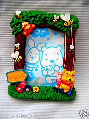 WINNE THE POOH Picture Frame ***Licensed Merchandise***