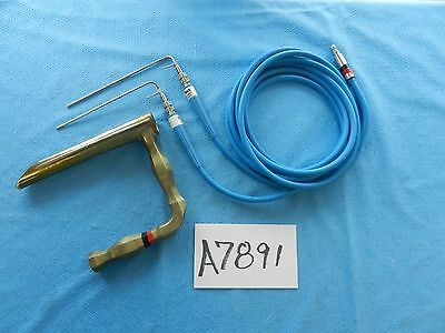 Medicon Surgical ENT Large Laryngoscope With Weck Light Cable