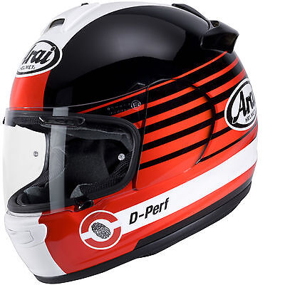 Arai Chaser-V Page Red