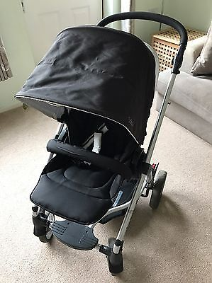 Mamas And Papas Sola Travel System, Buggy, Pushchair, Stroller With Car Seat