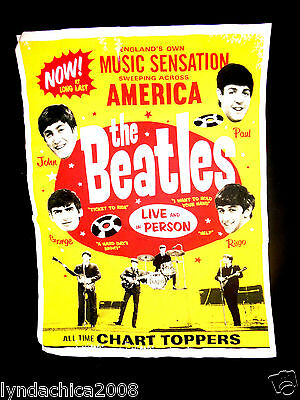 The BEATLES Shirt (Size S) ***Officially Licensed***