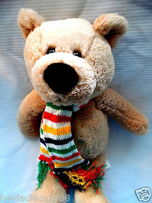 PELLY 2007 TEDDY BEAR By Hudson's Bay (16 INCHES) ***LIMITED EDITION***
