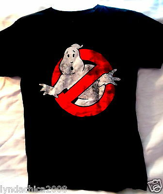 THE GHOSTBUSTERS Shirt (Size SMALL) ***Officially Licensed***