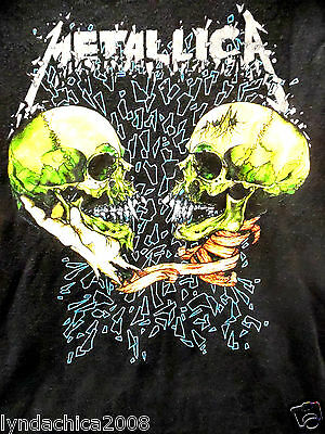 VINTAGE Metallica SAD BUT TRUE Shirt (Size M)