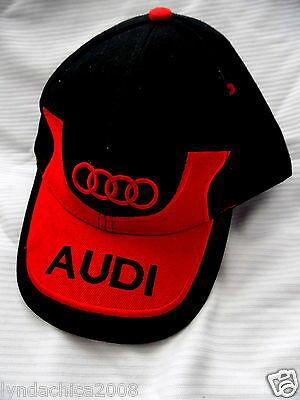 AUDI Motor Sport Racing Promotional Ball Cap Hat