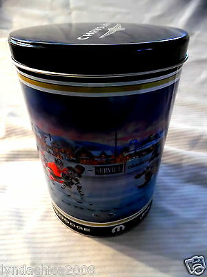 Chrysler Dodge Mopar Jeep Jisaw Puzzle In Tin Can - Hockey Theme SEALED