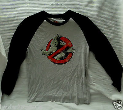 THE GHOSTBUSTERS Shirt (Size M) ***Officially Licensed***