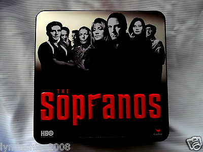 The Sopranos Trivia Game By HBO/ Cardinal NEW & SEALED CONTENTS