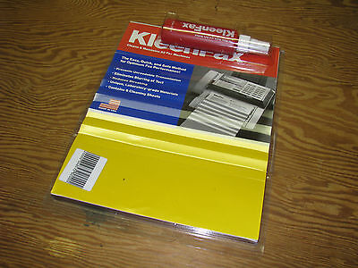 KleenFax Fax Machine Cleaning Kit - Made in the USA