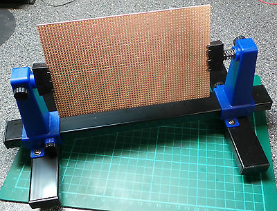 PCB Assembly Jig Holder, Rotating, upto 200x140mm PCB size