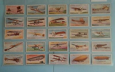 Lambert & Butler Aviation Full Set Mint condition in Sleeves ( Original )