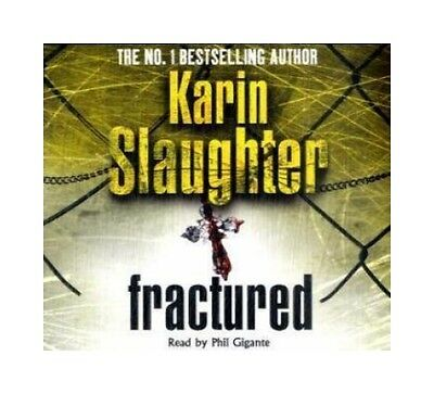 Fractured: (Will Trent / Atlanta series 2) (Hörbuch/Audio-CD) Slaughter, Karin: