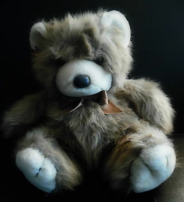 HUGE Ganz Bros. Heritage Collection JONATHAN Teddy Bear 1985 (16 INCHES)