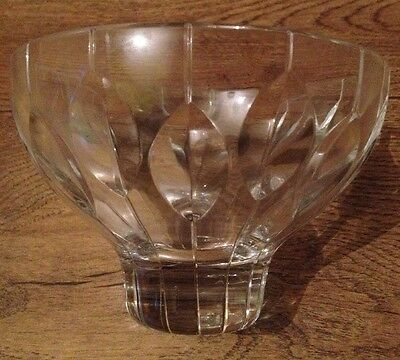 Small STUART Crystal Bowl 13.5cm