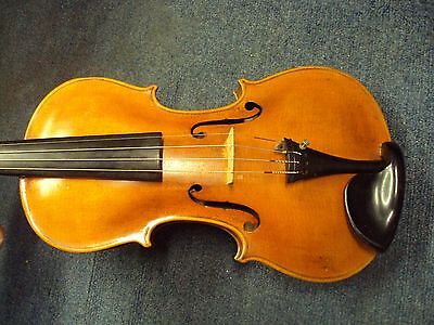 Full size Stainer Copy German Violin  aprox. 90 years old Nice shape!