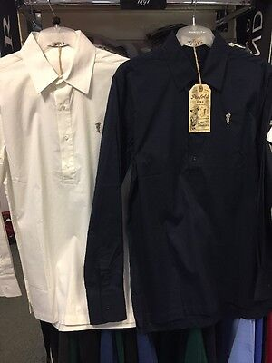2 Brand New Penfold Large Golf Shirts RRP £79 Each Perfect Xmas Present