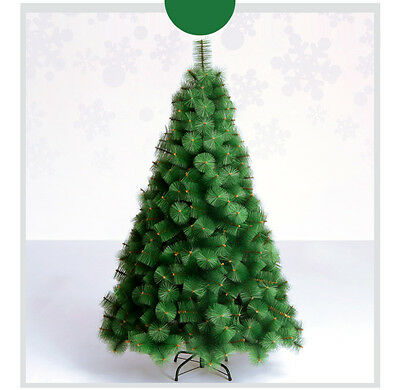 * Xmas Christmas Celebrate Gift Height 2.1m Green Christmas Tree Decoration