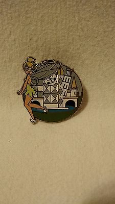 Disney Pin Tinker Bell Disneyland Resort Collection Mystery Box Set It's A Small